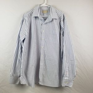 {Tommy Bahama} Striped button down shirt